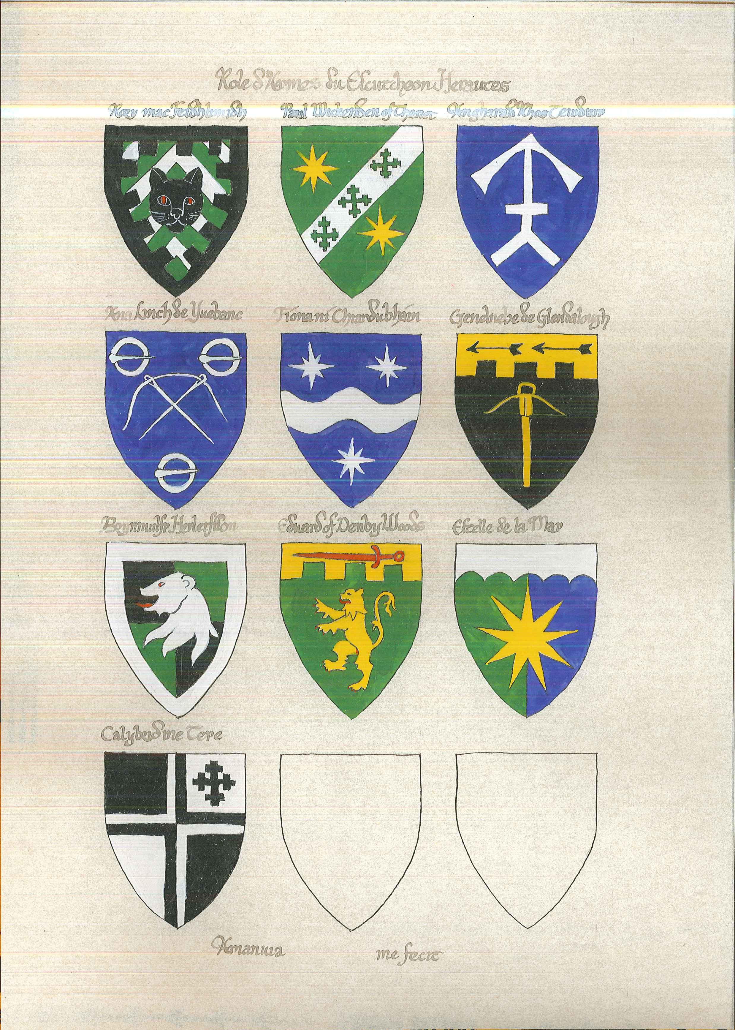 Role d'Arms